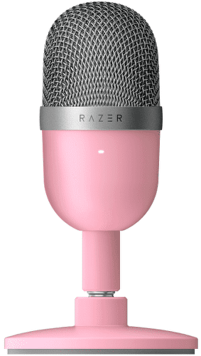 Razer Seiren Mini růžový