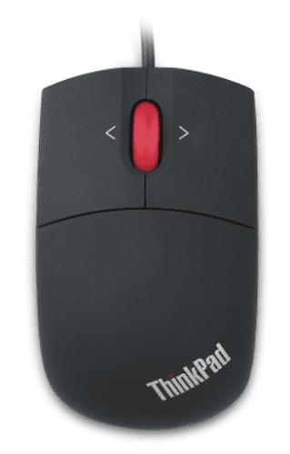 Lenovo ThinkPad USB Laser Mouse černá