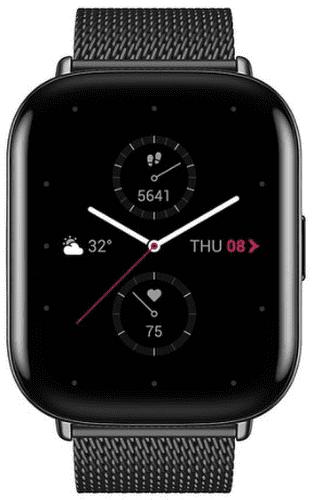 zepp-e-quadrate-metalicky-cierne-smart-hodinky