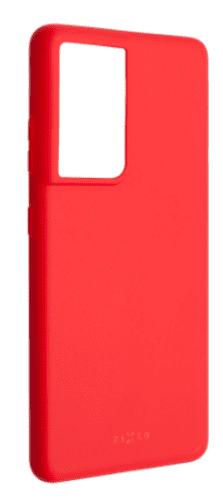 Fixed Story puzdro pre Samsung Galaxy S21 Ultra červená