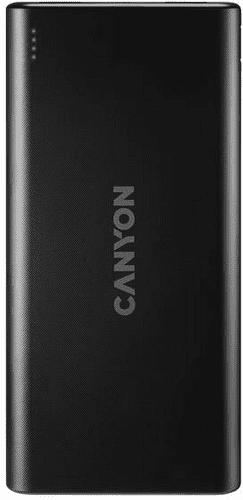 canyon-cne-cpb1006b-micro-usb-usb-c-10-000-mah-2-1-a-cierna-0-3-m-usb-kabel-powerbanka
