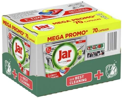 Jar Platinum Plus 70 ks tablet do myčky