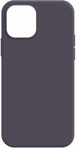Fixed MagFlow pouzdro s podporou MagSafe pro Apple iPhone 12 Pro Max modrá