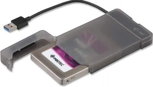 "i-tec MySafe USB 3.0 Easy pro 2.5"" SATA disk černý"