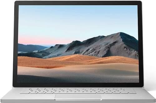 Microsoft Surface Book 3 (SLZ-00009) stříbrný