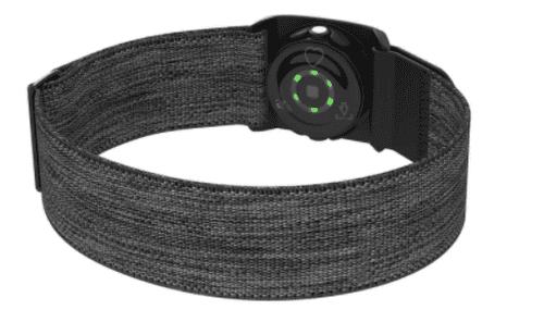 POLAR Verity Sense Optický Snímač TF M-XXL sivý