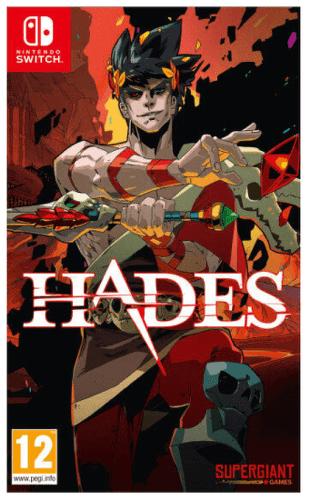 Hades - Nintendo Switch hra