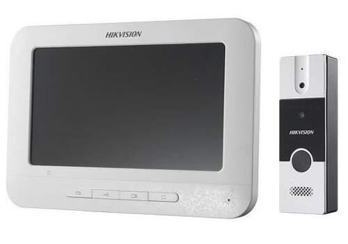 HIKVISION DS-KIS202, Video vrátnik