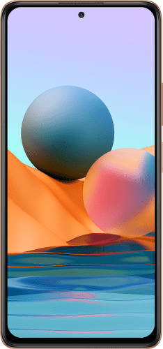 Xiaomi Redmi Note 10 Pro 6/128 GB bronzový