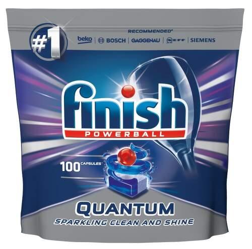 Finish Quantum 100 ks tablety do myčky