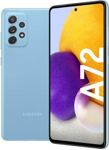 Samsung Galaxy A72 128 GB modrý