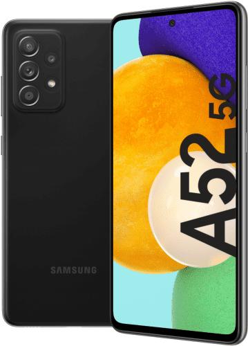 Samsung Galaxy A52 5G 128 GB čierny