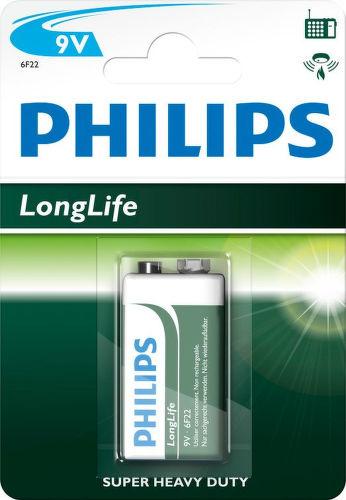 PHILIPS 6F22L1B/10 LongLife