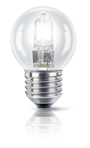 PHILIPS EcoClassic30 P45 28W E27 230V CL  1CT/20