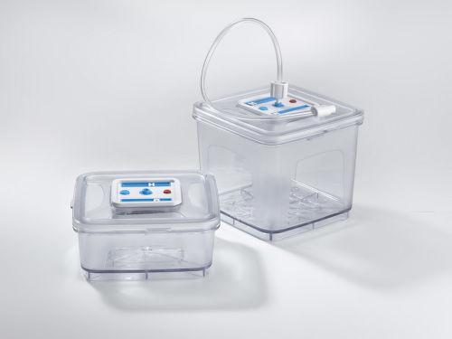 CONCEPT VD-8200, dozy na vakuove skladovanie potravin