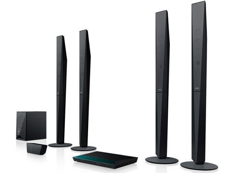 Sony BDV-E6100 (černé)