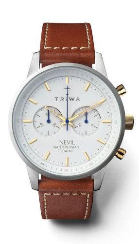 Triwa Snow Nevil (hnědá)