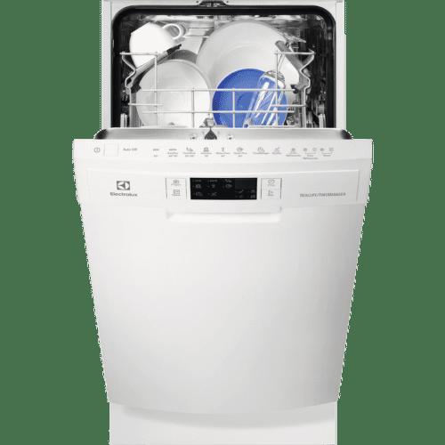 ELECTROLUX ESF4661ROW, biela umývačka riadu