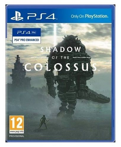 SONY Shadow of Colossus, PS4 hra_01
