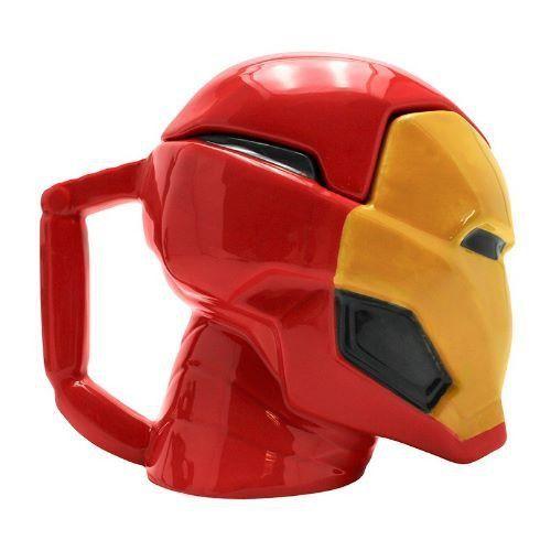 MAGIC BOX Iron Man 450ml, Hrnček
