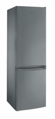 CANDY CM 3354 X, nerezová kombinovaná chladnička