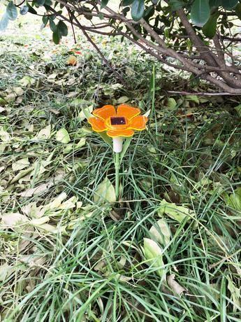 TORO 290642, LED solárne svetlo kvetina
