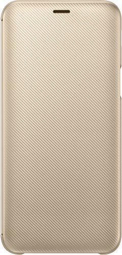 galaxy-j6-2018-etui-folio-samsung-orSamsung Wallet Cover pouzdro pro Samsung Galaxy J6, zlatá