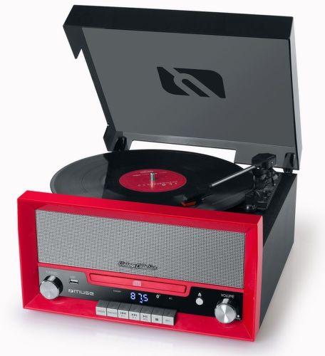 MUSE MT-110RD RED