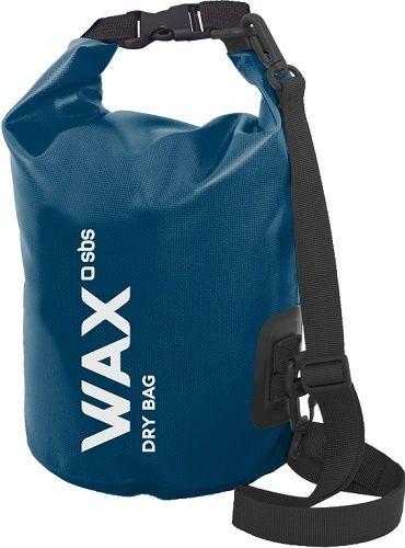 SBS voděodolná taška 5l, modrá