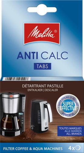 Melitta 1500758 Anti Calc čistící tablety (4ks)