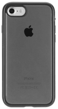 XQISIT Nuson Xcel pouzdro pro iPhone 8/7/6S/6, šedé