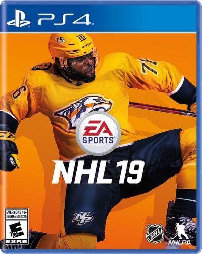 NHL 19, PS4 hra