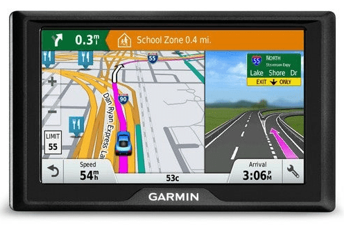 Garmin Drive 50T Lifetime Europe45, autonavigace
