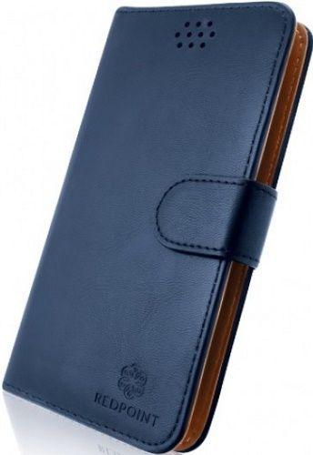 Redpoint univerzální flipové pouzdro 5XL, modrá