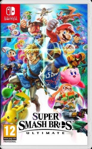 Super Smash Bros. Ultimate - Nintendo Switch hra