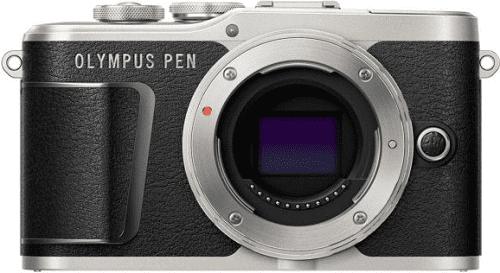 Olympus PEN E-PL9 + M.Zuiko 14 – 42 mm černá