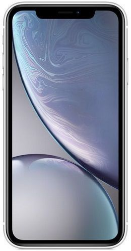 Apple iPhone Xr 128 GB bílý