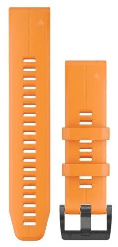 Garmin QuickFit 22 řemínek, oranžový