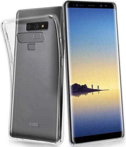 SBS Skinny silikonové pouzdro pro Samsung Galaxy Note 9, transparentní
