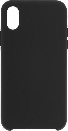 Winner Liquid silikonové pouzdro pro Apple iPhone Xr, černé