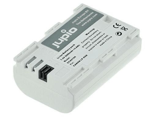 Jupio LP-E6n /NB-E6n, Náhradní baterie