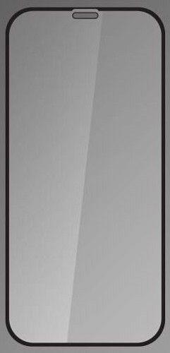 Qsklo ochranné sklo pro Apple iPhone Xs, černá