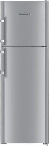 LIEBHERR CTPesf 3316, stříbrná kombinovaná chladnička