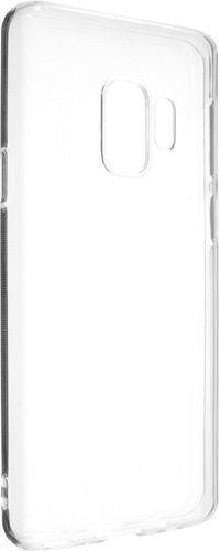 Fixed TPU gelové pouzdro pro Samsung Galaxy S9, transparentní