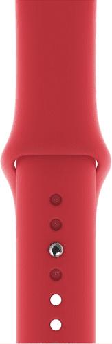Apple Watch 40 mm sportovní řemínek, Product (RED)