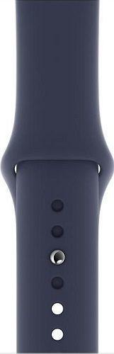 Apple Watch 40 mm sportovní řemínek, půlnočně modrý
