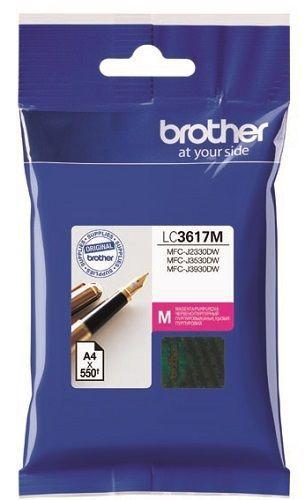 Brother LC-3617M purpurová
