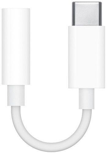 Apple USB-C/3,5mm jack redukce