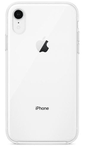 Apple kryt pro Apple iPhone Xr, transparentní