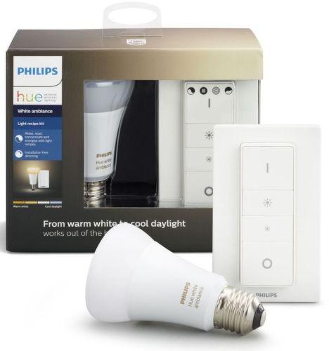 Philips Hue White Ambiance LRK E27 9.5W A19